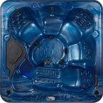 Narada Harmony LS 6 Person 90 Stainless Jet Lounger Hot Tub Bluetooth Stereo/Subwoofer, ozone and Real Stainless Heater