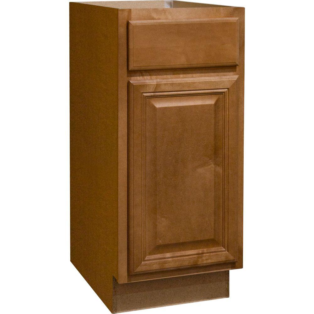 Hampton Bay Kitchen Cabinets Installation Guide: Hampton Bay Cambria Assembled 15x34.5x24 In. Base Kitchen