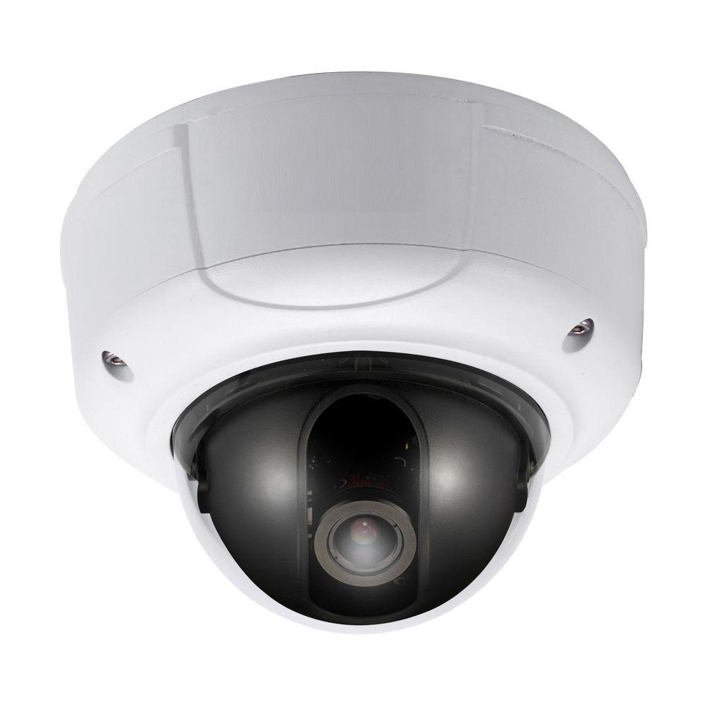 SeqCam Wired 700TVL Day and Night WDR Vandal-proof Indoor or Outdoor