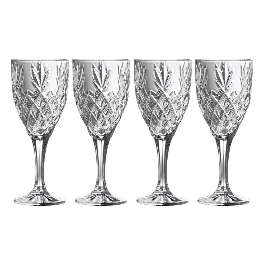 Renmore 9 fl.oz. Goblets (Set of 4)