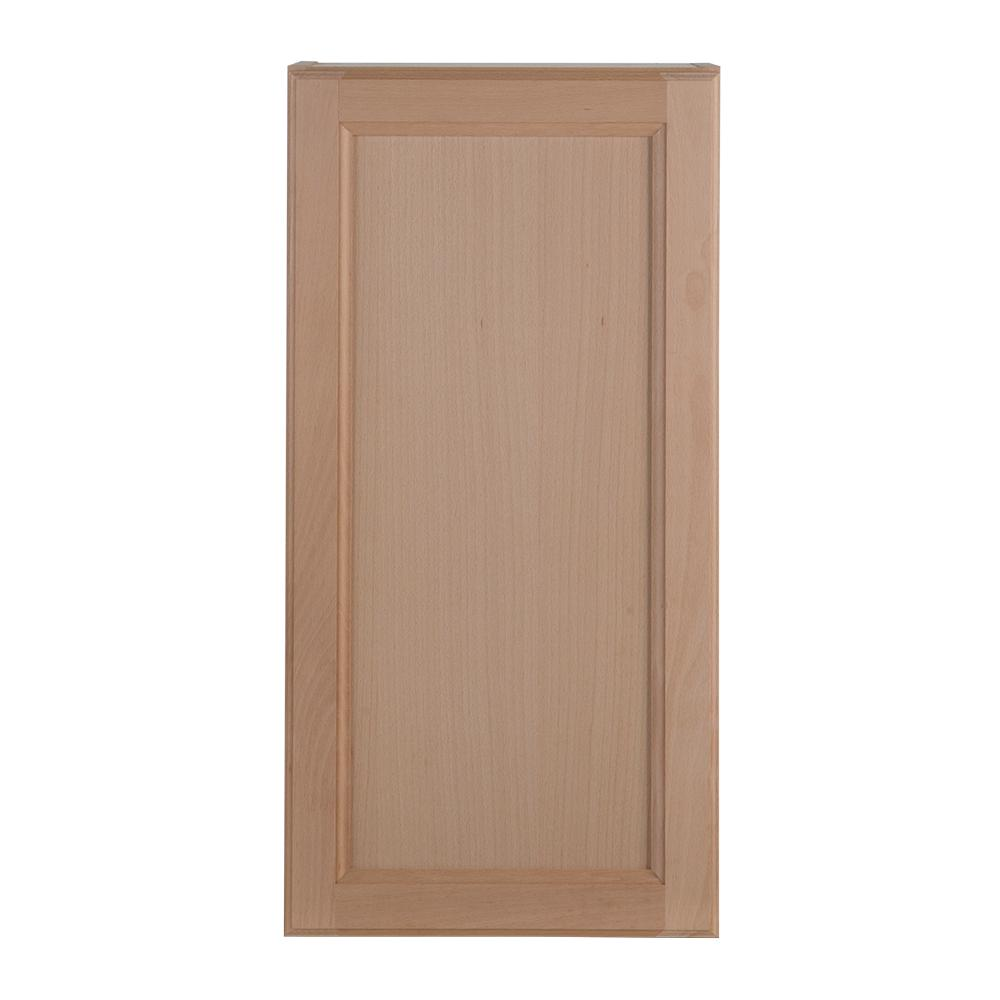 Hampton Bay Unfinished Kitchen Cabinets: Hampton Bay Assembled 15x30x12.62 In. Easthaven Wall