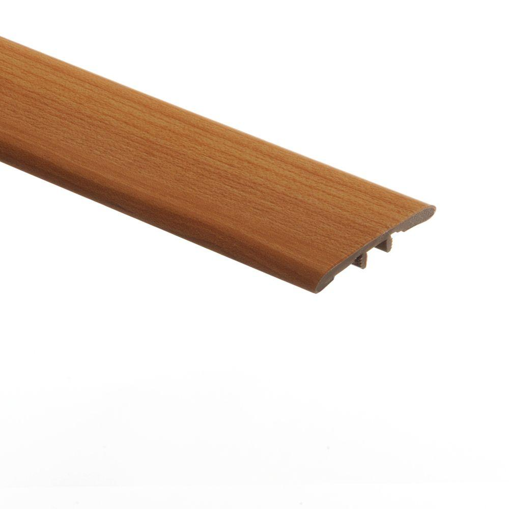 Zamma Red Cherry/Warm Cherry 5/16 in. Thick x 1-3/4 in. Wide x 72 in. Length Vinyl T-Molding