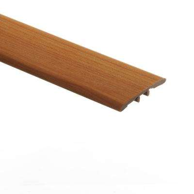 Red Cherry/Warm Cherry 5/16 in. Thick x 1-3/4 in. Wide x 72 in. Length Vinyl T-Molding