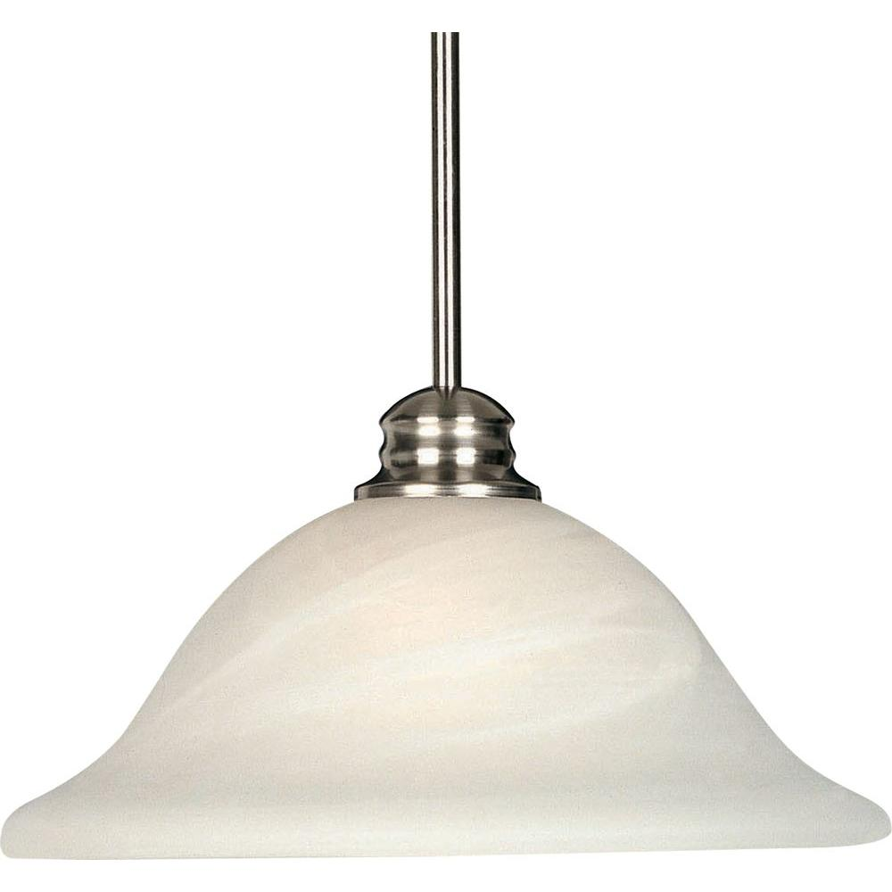 Maxim Lighting Essentials Satin Nickel 9106x-Single Pendant Maxim Lighting's commitment to both the residential lighting and the home building industries will assure you a product line focused on your lighting needs. With Maxim Lighting you will find quality product that is well designed, well priced and readily available.