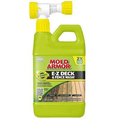56 oz. E-Z Deck and Fence Wash