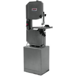 JET J-8201VS 14 ft. Metal/Wood Vertical Variable Speed Band Saw by JET