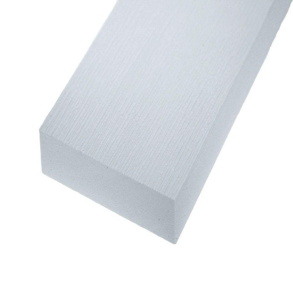 3/4 in. x 2-1/2 in. x 8 ft. Frontier Trim PVC