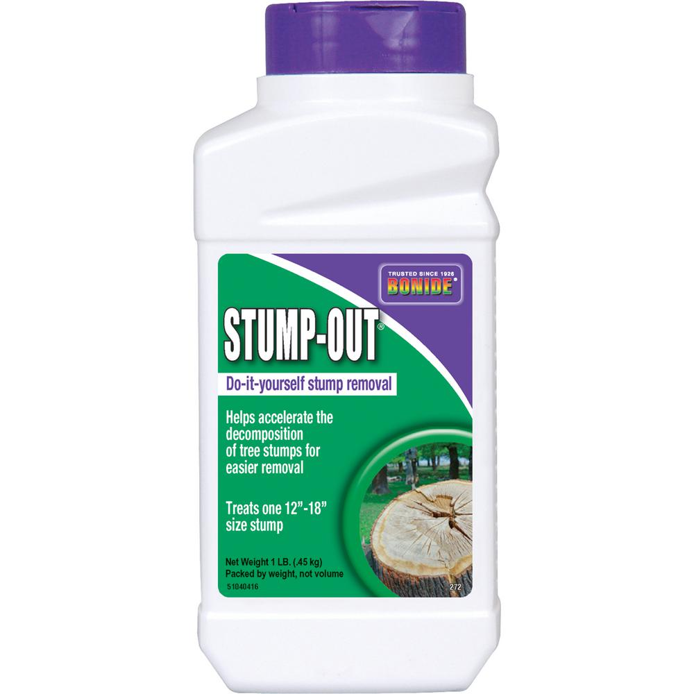 Bonide 1 lb. Ready-to-Use Stump-Out-2726 - The Home Depot