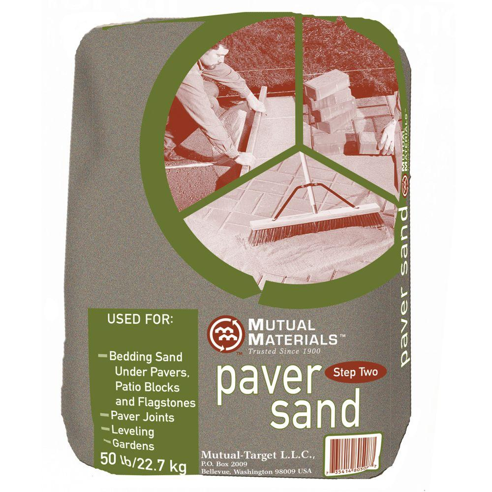 Mutual Materials 50 lb. Step 2 Paver Sand