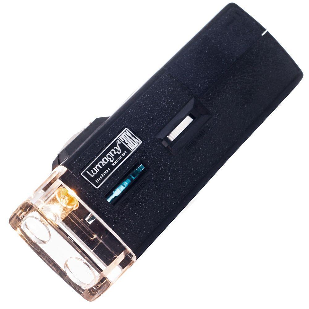 ADG 30X Illuminated Pocket Microscope