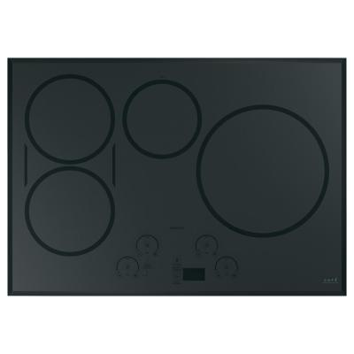 30 in. Smart Induction Cooktop in Stainless Steel with 5 Elements including Sync-Burners