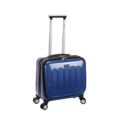 Blue Revolution Rolling Computer Case Hardside