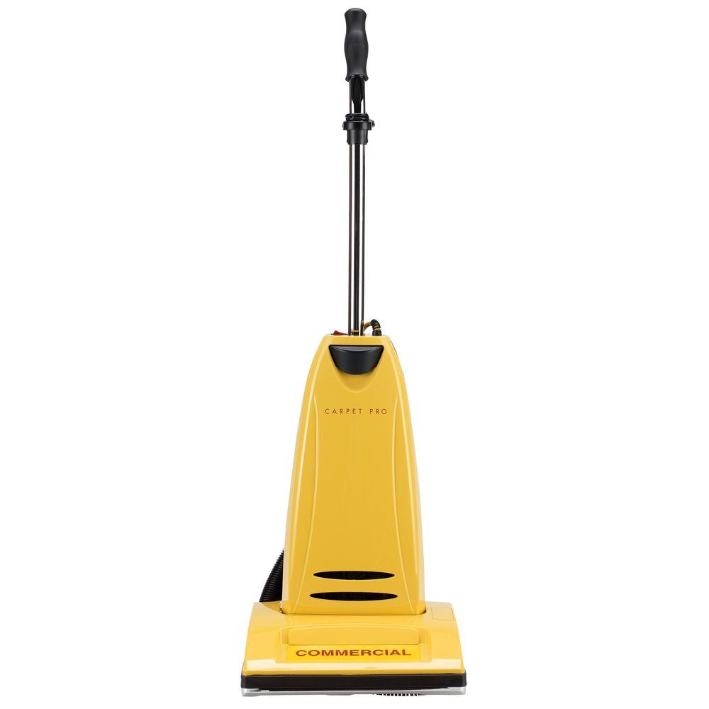 Carpet Pro. Heavy Duty Commercial Upright Vacuum