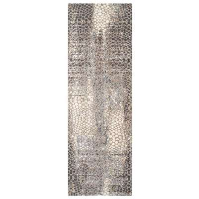 Camilla Copper 2 ft. 6 in. x 8 in. Runner