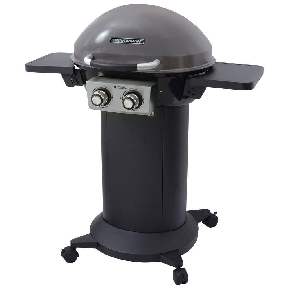 Brinkmann 2-Burner Patio Propane Gas Grill - Brinkmann 2-Burner Patio Propane Gas Grill-810-6230-S - The Home Depot