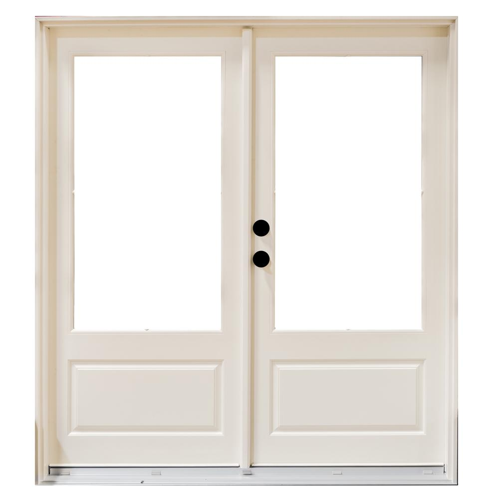 Doors With Glass - Fiberglass Doors - The Home Depot