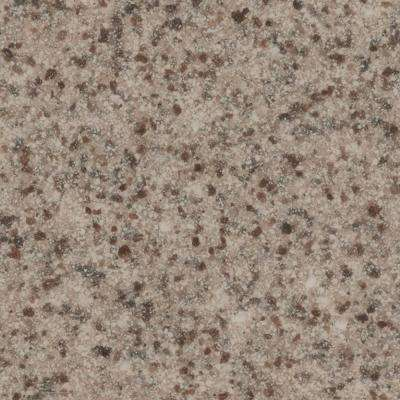 3 in. Cultured Granite Vanity Top Sample in Mountain Color
