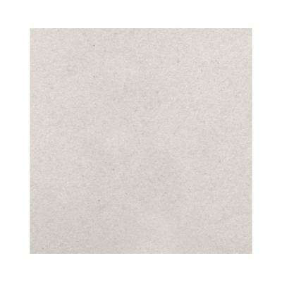 Perspective Pure Ash Matte 5.91 in. x 5.91 in. Porcelain Floor and Wall Tile (4.84 sq. ft. / case)