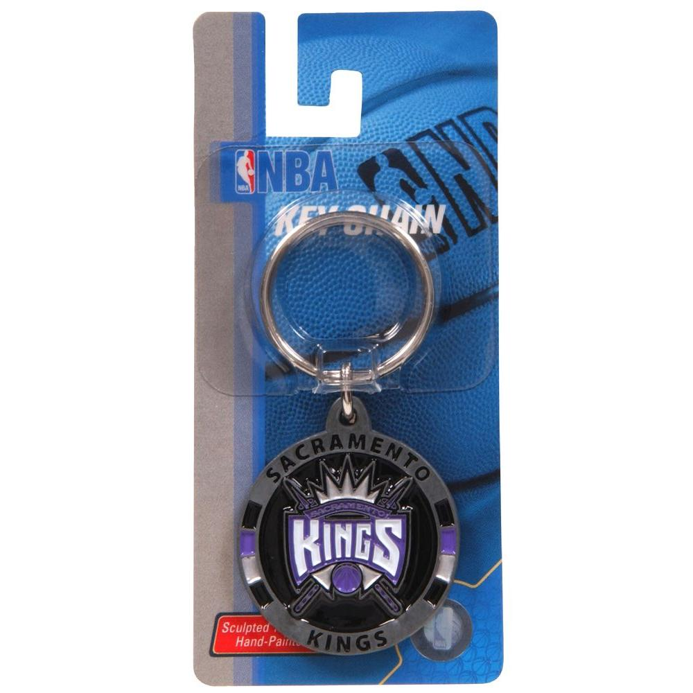 NBA Sacramento King Key Chain (3-Pack)