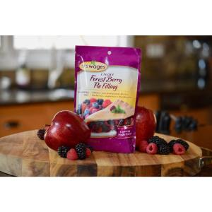 Mrs. Wages Forest Berry Pie Fruit Canning Mix by Mrs. Wages