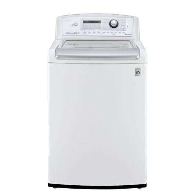 4.9 cu. ft. High-Efficiency Top Load Washer in White, ENERGY STAR