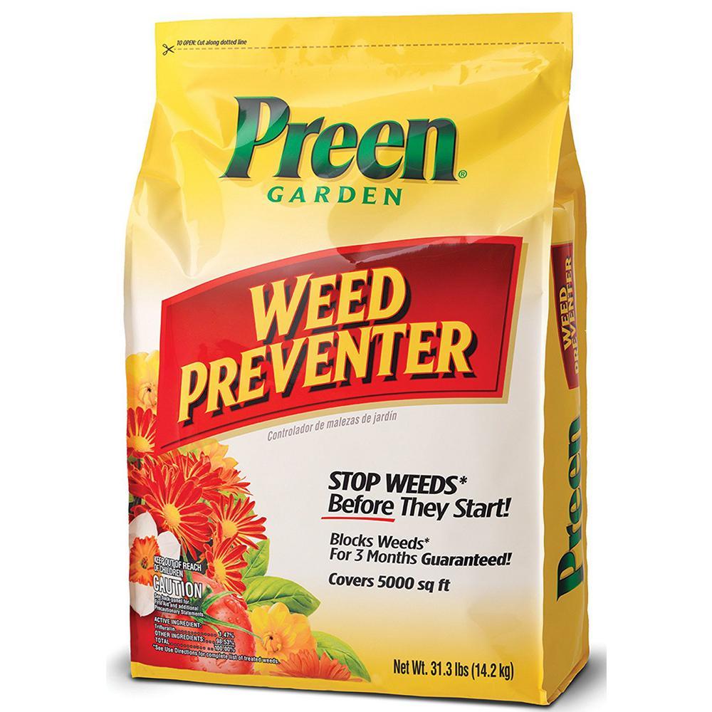Preen 31.3 lbs. Garden Weed Preventer by Preen