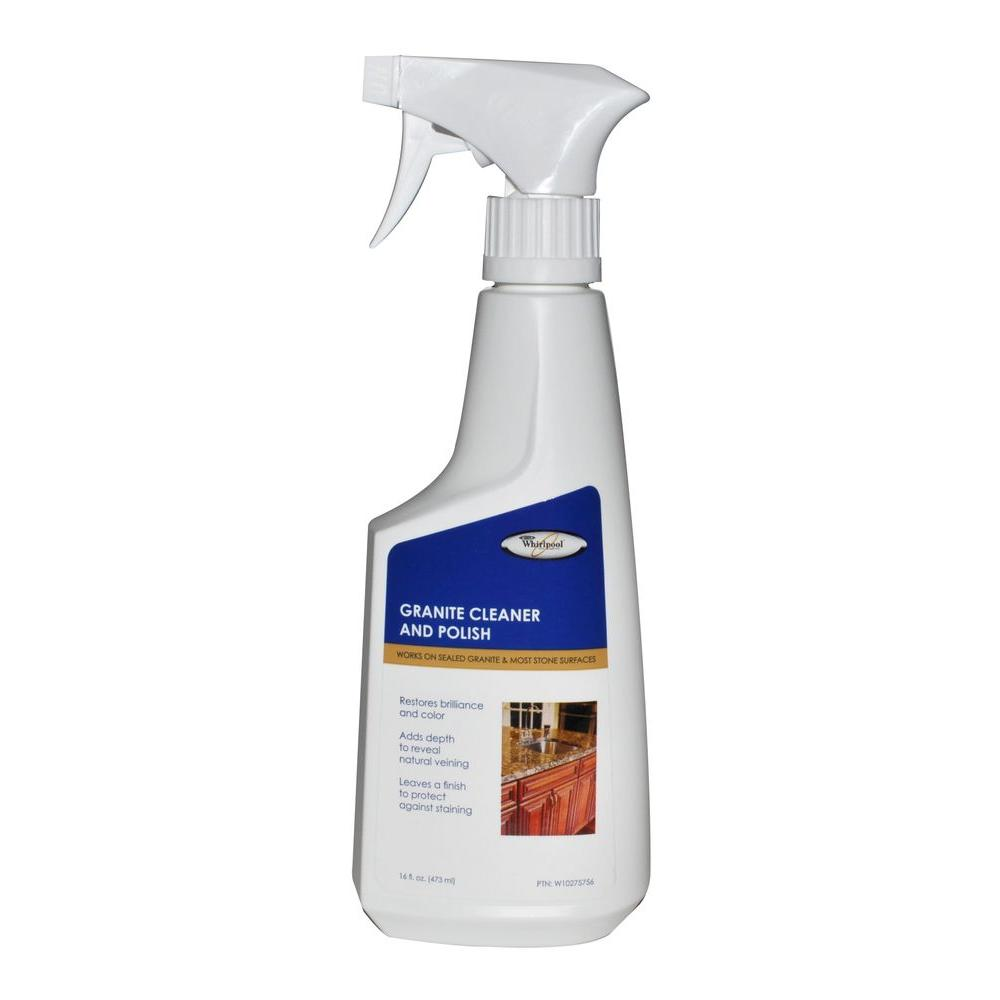 Whirlpool 16 oz. Granite Cleaner and Polish