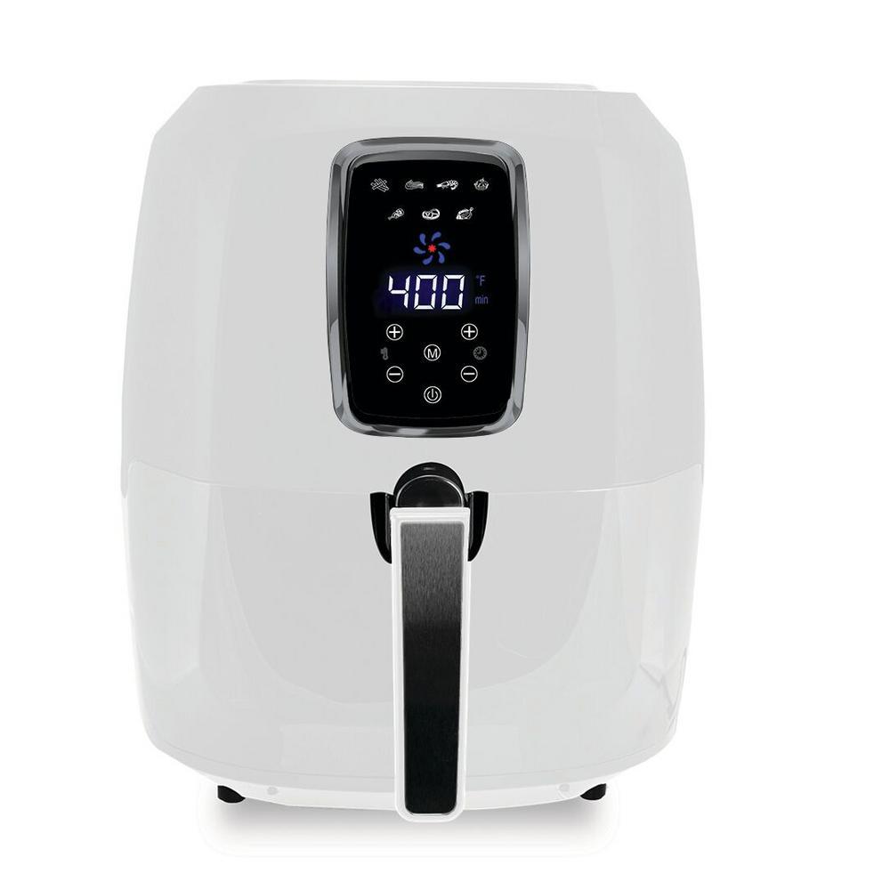 White XL Digital Family Air Fryer