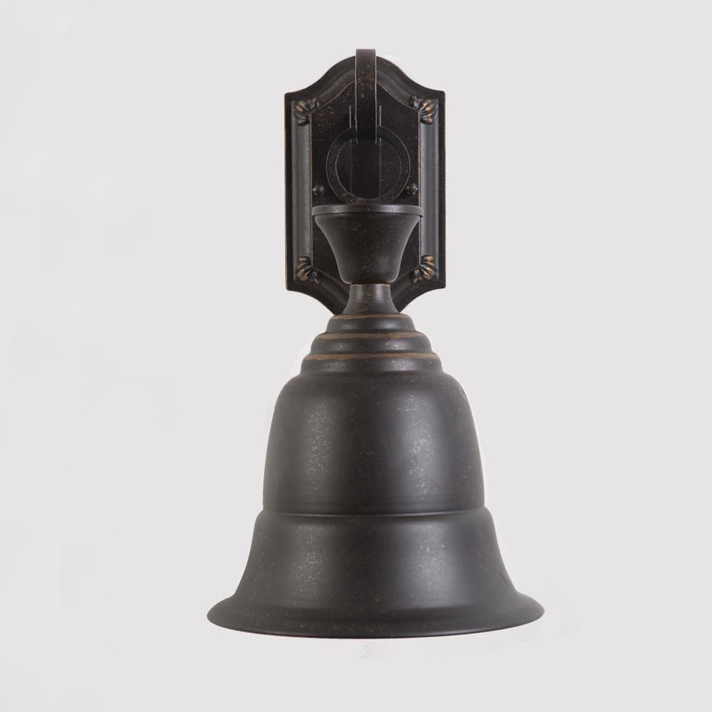 Yosemite Home Decor Freedom Collection 1-Light Oil-Rubbed Bronze ...