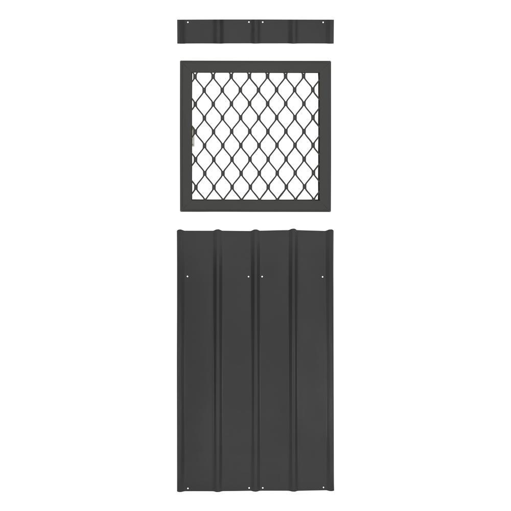 Globel Slate Gray Window Kit