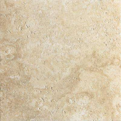 Artea Stone 20 in. x 20 in. Avorio Porcelain Floor and Wall Tile (16.15 sq. ft./case)