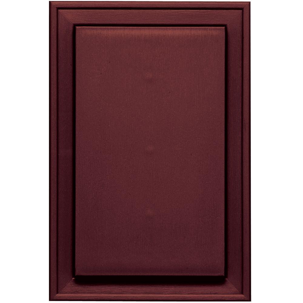 8.25 in. x 12.0625 in. #078 Wineberry Jumbo Universal Mounting Block