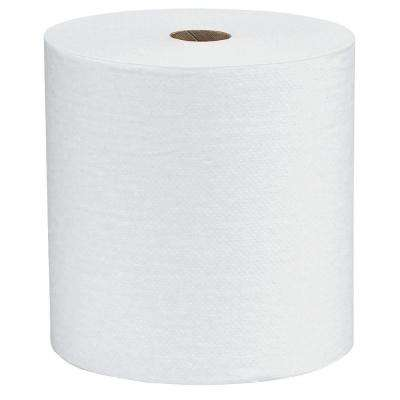 8 in. x 1000 ft. x 7.87 in. Dia Dispenser High-Capacity Towel Roll 1-Ply