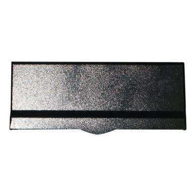 Liberty Wall Mount Non-Locking Mail Flap Slot, Black