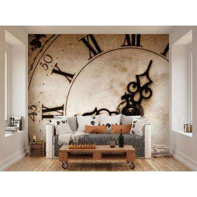Timepiece Wall Mural