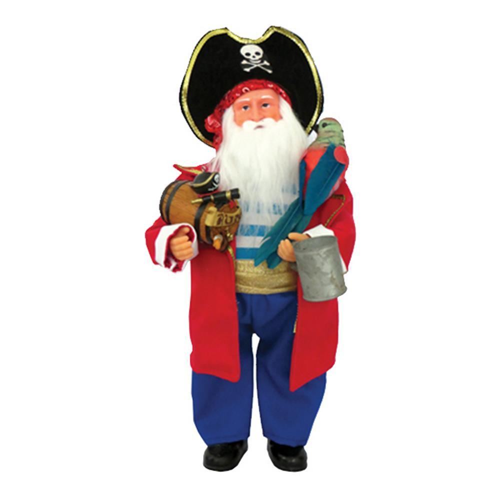 15 in. Rum Runner Claus