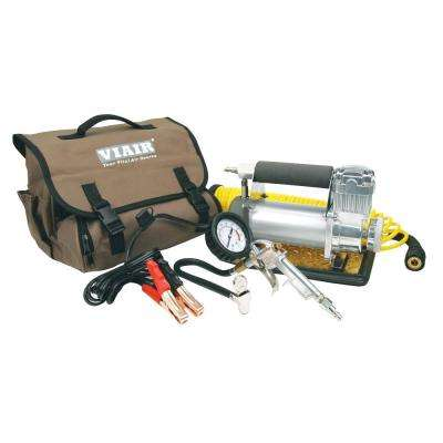 400P-Auto 150 psi 12-Volt Portable Air Compressor