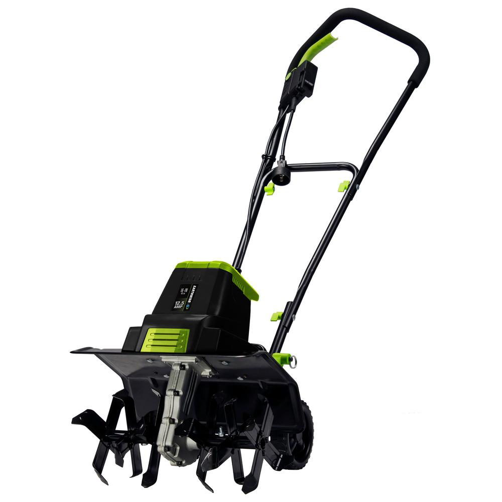Earthwise 16 In 12 5 Amp Corded Electric Tiller Cultivator