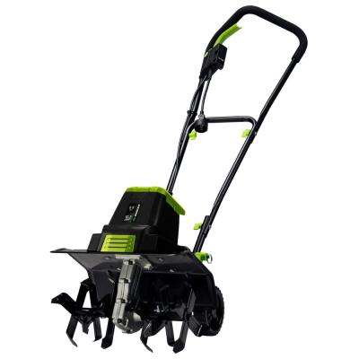 16 in. 12.5-Amp Corded Electric Tiller/Cultivator