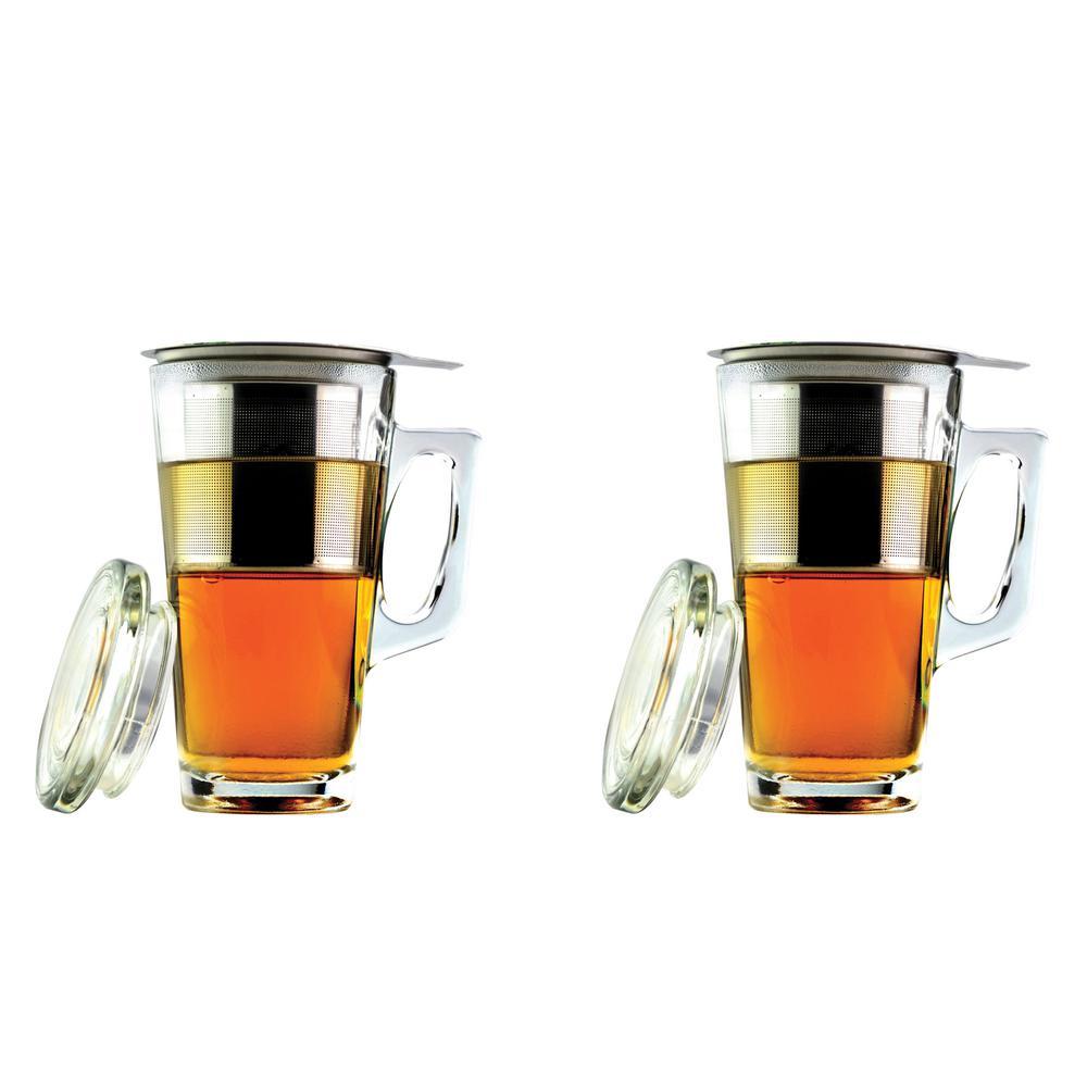15 oz. Tea Party Mug (2-Pack)