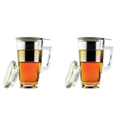 15 oz. Tea Party Mug (2-Pack)