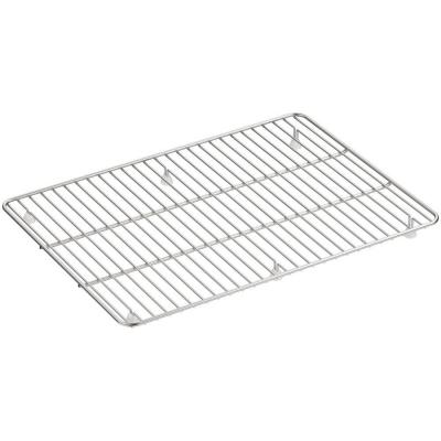 Cairn 19.5 in. x 14 in. Stainless Steel Kitchen Sink Bowl Rack