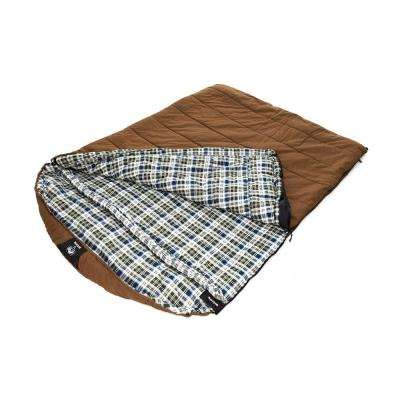 Grizzly Private Label 2-Person +25°F - Rated Canvas Sleeping Bag