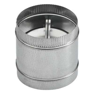 7 in. Spring-Loaded Damper