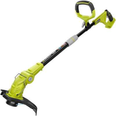 ONE+ 18-Volt Cordless Battery String Trimmer/Edger (Tool Only)