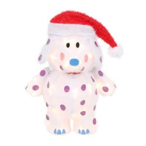 Rudolph 18 In Led Pre Lit Misfit Elephant 90322 Mp1 The Home Depot