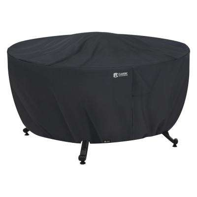42 in. Round Fire Pit Table Cover