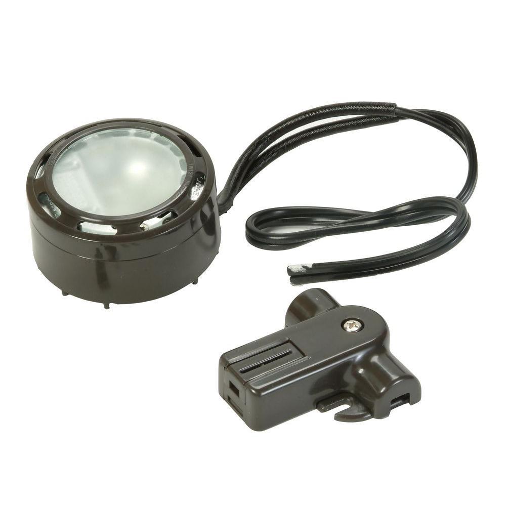 Westek 120-Volt Xenon Bronze Accent Light Kit