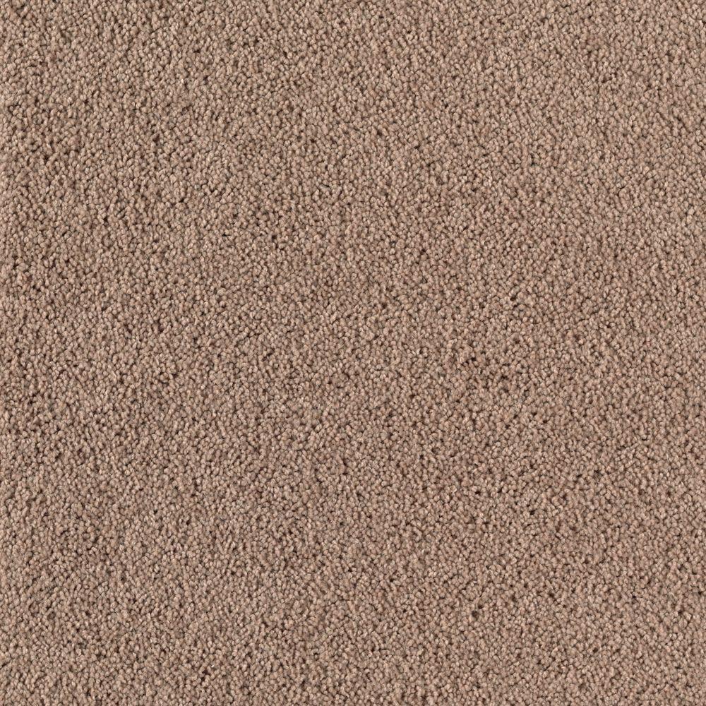 Drag Race II - Color Timberline Texture 12 ft. Carpet