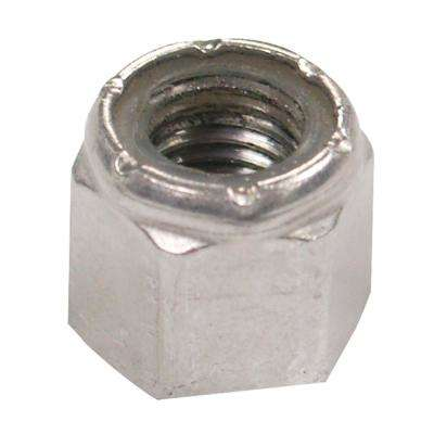 1/2 in. Products Aluminum Nylock Nuts